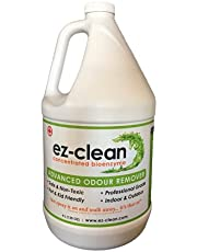 Ez-Clean Advanced Odor Remover- Highly Concentrated Bio Enzyme - Pet Odor Eliminator for Dog, Cat, and Small Animal Urine - Indoor & Outdoor Use for Any Organic Spills (4L jug)