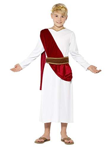 Roman Boy Julius Caesar Toga Child Costume