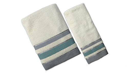 Better Homes & Garden Glimmer Bath and Hand Towel