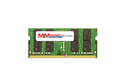 MemoryMasters 16GB (1x16GB) DDR4-2133MHz PC4-17000 2Rx8 1.2V SODIMM Memory for Laptop, Notebook