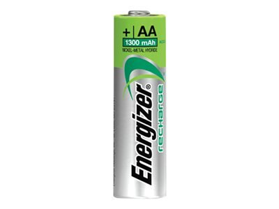 le AA Batteries, NiMH, 2000 mAh, Pre-Charged, 8 count (Recharge Universal) ()