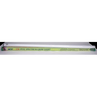 Agrosun Fluorescent Tube (Set of 6) Size: 48'' by Hydrofarm