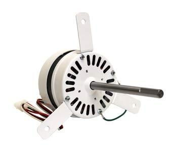 - Loren Cook Vent Fan Motor 1/11 hp 1500 RPM 2 Speed 115V # 615057A