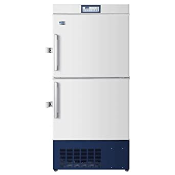 Haier DW-40L508 Freezer, Upright Double Door, 20 Degree C to 40 ...
