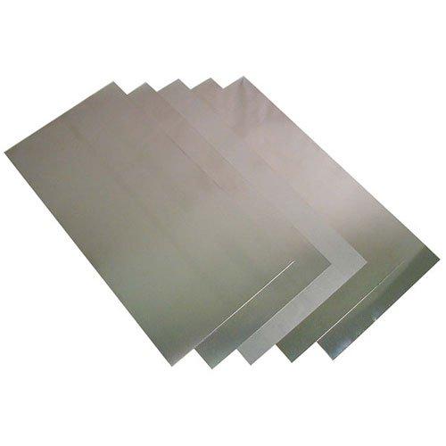 PRECISION BRAND Stainless Steel Flat Shim Assortment - Model: 22LF8 Length: 12