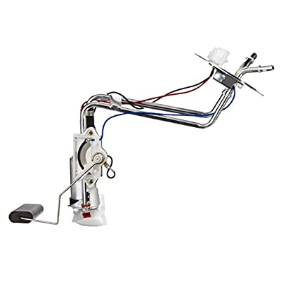 Spectra Premium SP376H Fuel Hanger Assembly with Pump and Sending Unit for Ford: Automotive