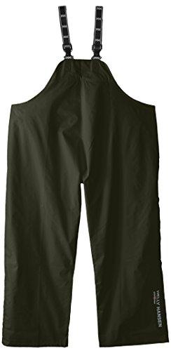 Helly Hansen Workwear Men's Mandal Fishing and Rain Bib Pant, Army Green, 6X-Large by Helly Hansen
