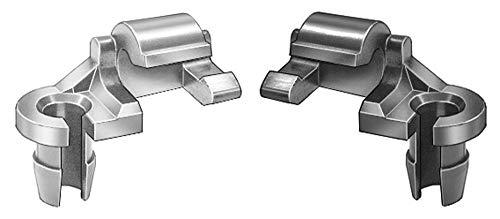 20 Door Lock Hood Latch Locking Push Rod Clips For Chrysler