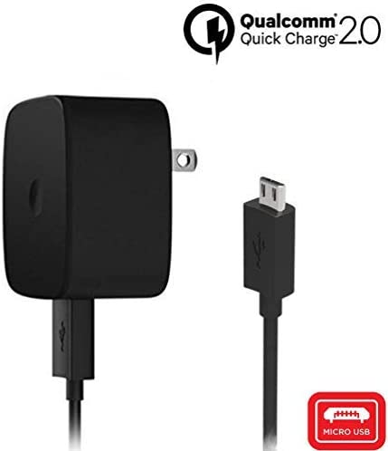 USB Type-C Cable! 3.3ft Turbo Fast Powered 15W Wall Charging Kit Works for Kyocera C6730 with Quick Charge 2.0 USB 1M