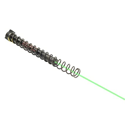 Guide Rod Laser (Green) For use on Sig Sauer P226 (9mm)