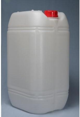 PLASTICOS HELGUEFER - Bidon 25 litros Rectangular Apilable