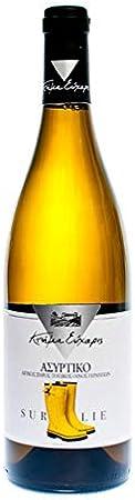 Evxaris - Sur lie - Assyrtiko White Dry Wine (750ml)