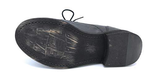 Allacciata Scarpa Nero Felmini Uomo 8039 A Nera Colore Pelle Taglia 35 U4wAIqx
