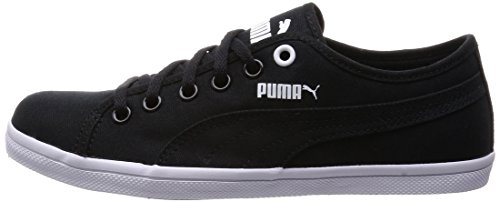 Puma Elsu F Canvas Jr 35803805, Baskets Mode Enfant
