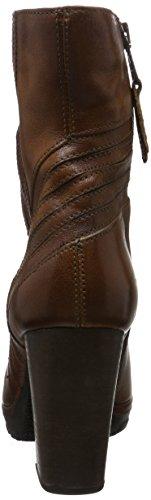 Mjus 183210-0101-0001, Zapatillas de Estar por Casa para Mujer Marrón - Braun (tan+ruggine)
