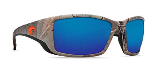 Costa Blackfin Sunglasses Realtree Xtra Camo / Blue Mirror Glass - Costa Glasses Frames
