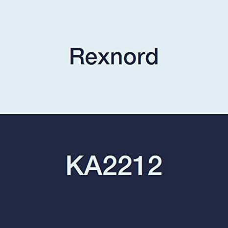 Amazon.com: Rexnord KA2212 Rodamiento esférico de cojín ...
