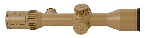 Schmidt & Bender 3-20x50 PM II Ultra Short MSR Ral8000 Scope 667-945-762-F1-E8