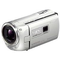 SONY digital HD video camera recorder HDR-PJ390 (premium white) HDR-PJ390-W