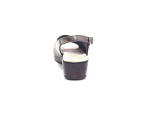 Susimoda sanital donna, sandalo 222718, tessuto elastico E7102
