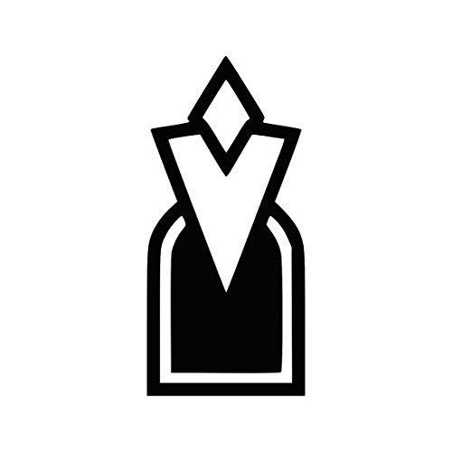 Skyrim Quest Marker Symbol - Vinyl 4