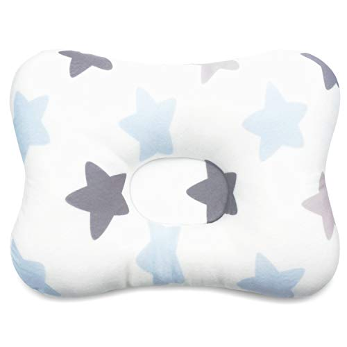 Baby Donut Pillows - Baby Pillow, MALOMME Infant Pillow Soft
