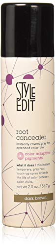 Style Edit Root Concealer Dark Brown (Dark Brown 1 count) by Style Edit
