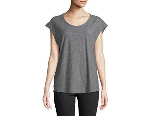 James Perse Scoop-Neck Jersey Muscle ()