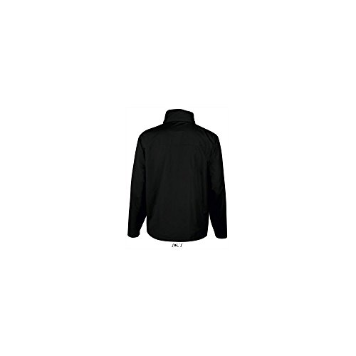 SOL´S Unisex Lined Windbreaker Score, XL, Black