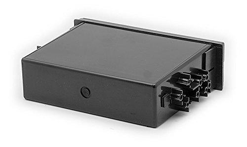 a norma DIN con vano portaoggetti e vano portabicchieri CARAV Adattatore universale Carav 11-906 per vano autoradio