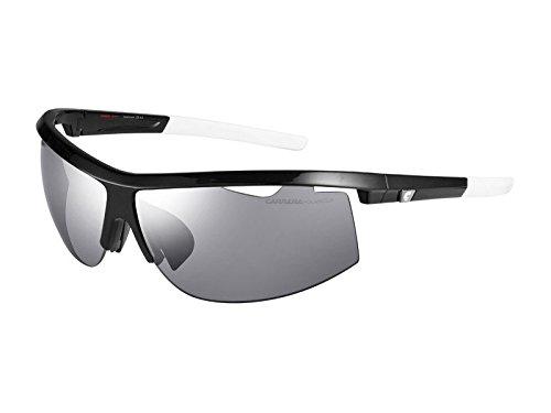 Carrera Sunglasses - Carrera 4001 / Frame: Black Lens: Clear and Polarized Gray (Carrera Sonnenbrillen Garantie)