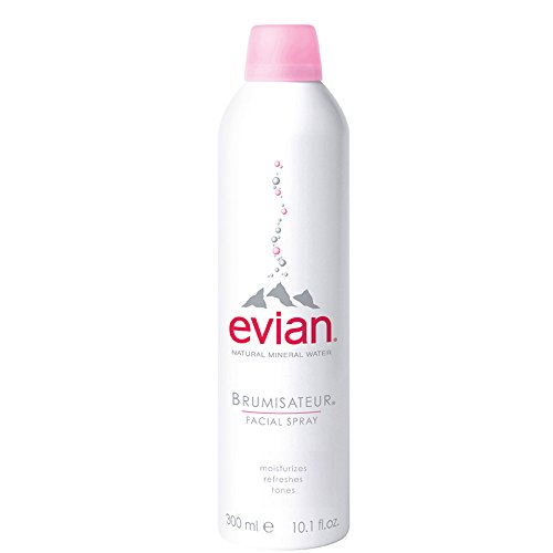 evian Facial Spray Mineral Water Facial Spray, 10 Ounce