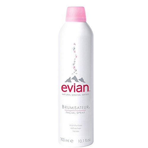 夏日清凉又补水 Evian 依云矿泉水喷雾 300ml