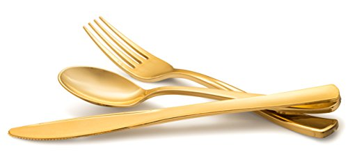 Gold Flatware Collection - 5