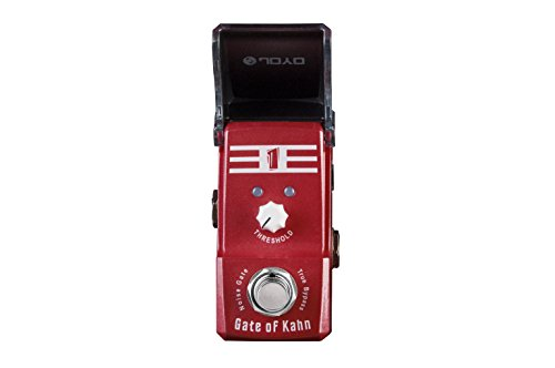 Joyo JF-324 Gate Of Kahn Noise Gate Electric Guitar Single Effect