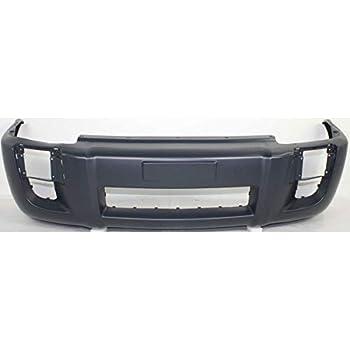 Front Bumper Cover For 2005-2006 Hyundai Tiburon w// fog lamp holes Primed