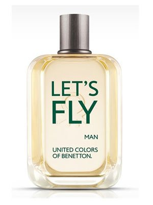 BENETTON LETS FLY by Benetton for MEN: EDT SPRAY 3.4 OZ