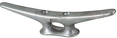 Perko Aluminum Cleat (Plain Aluminum Cleats Length 8 in.)