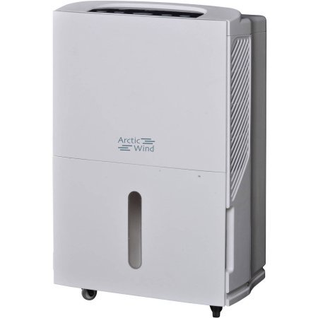 Arctic Wind AH5011 50 Pt. Dehumidifier,Auto-restart saves your settings during a power outage by ARCTIC