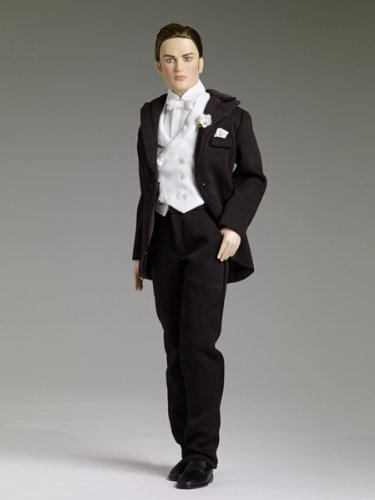 Twilight Breaking Dawn Forever Edward Doll Le500 by Tonner