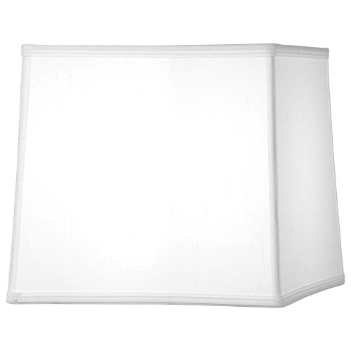 Medium Tapered Square Lamp Shade by Design Classics