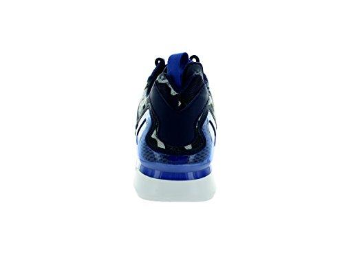 Adidas Menns Zx 8000 Boost Originaler Løpesko Nattehimmelen / Nattehimmelen / Fet Blå