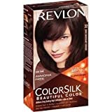 REVLON COLORSILK 3D COLOR 32(DARK MAHOGANY BROWN)
