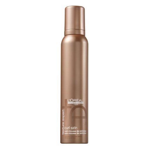 L'Oreal Texture Expert Curl Satin Rich Definition Mousse - 6.8 oz by L'Oreal Professionnel Paris BEAUTY by L'Oreal Paris