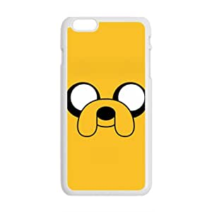 JIANADA Yellow Lovely Snoop Dogg Cell Phone Case for iPhone plus 6