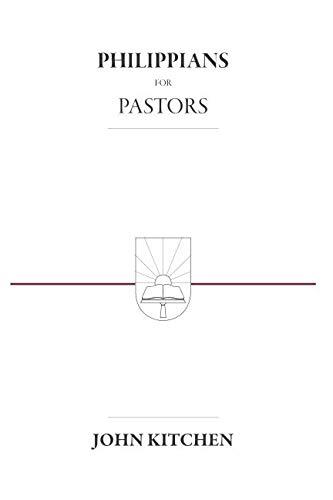 Philippians for Pastors