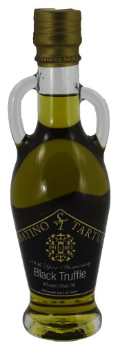 (Sabatino Tartufi Black Truffle Infused Olive Oil, 8.4 Ounce)