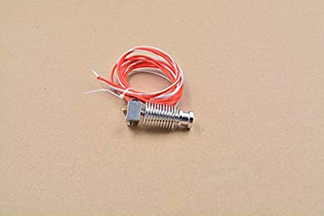 Amazon.com: NJPOWER - Boquilla para impresora 3D V6 (metal ...