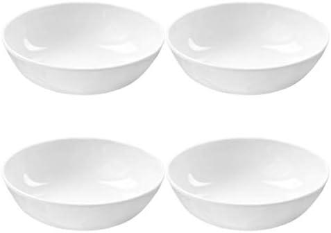 UPKOCH 4 Piezas Cuencos de Salsa de cerámica