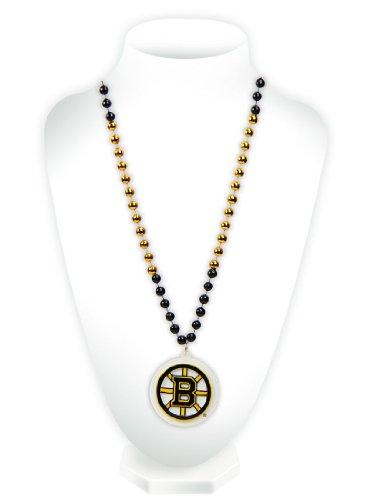 NHL Boston Bruins Beads with Logo (Nhl Costume)